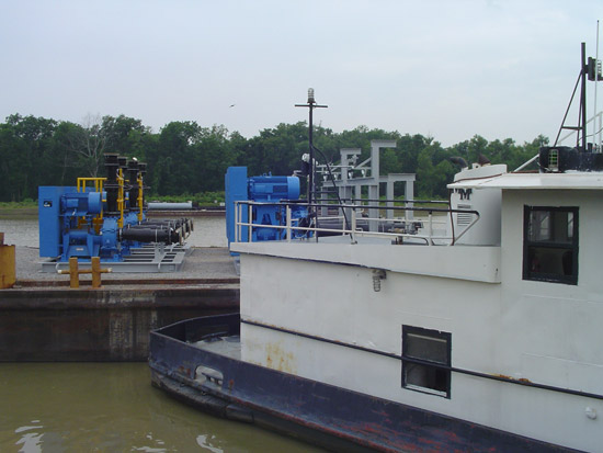 Barge Loading